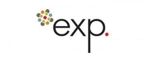 exp. logo