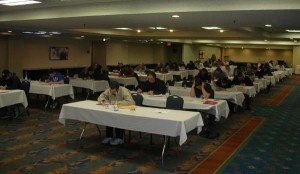 Canadian EIFS industry personnel attend EIFS Quality Assurance Program exam sessions in Edmonton
