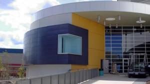 Institutional Building