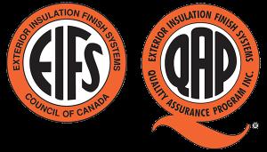 EIFS & QAP logos