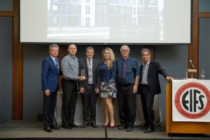 EIFS Design Awards Grand Prize Accouncement